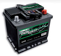 Аккумулятор GigaWatt 56Ah/480A (- +)