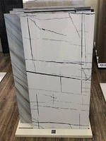 Керамогранит крупный формат Ponte beyaz full lapatto