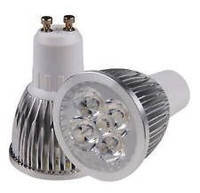 Лампы светодиодные типа GU10