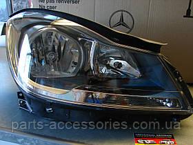 Mercedes C W204 W 204 фара ліва (не ксенон) рестайлінг