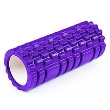 Ролик для йоги массажный ТУБА 33*14, фото 3