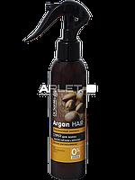 Спрей для волос с маслом арганы и кератином (Роскошные волосы) - Dr.Sante Argan Hair