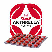 Артрелла Чарак, Charak Arthrella Tablets, 30 таблеток