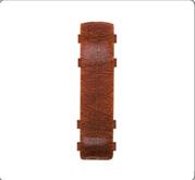 Соединитель - комплектующие для плинтус напольный с кабель каналом 55 мм  коллекции Комфорт Идеал