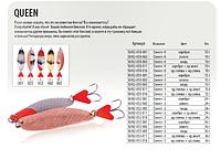 Блесна Queen (BratFish)