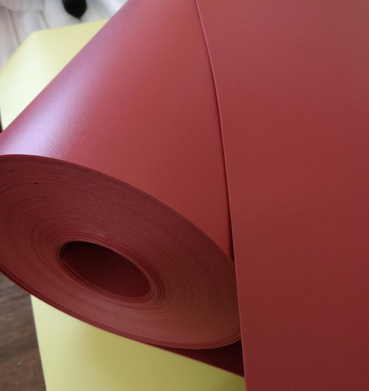 Цветной Изолон ППЭ 3002;полотно-2мм цветной БОРДОВЫЙ.