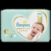 Подгузники Pampers Premium Care 5(11-16кг) 44шт Pampers Польша 89706