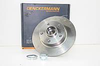 Тормозной диск задний с подшипником на Рено Меган III — DENCKERMANN (Польша) - B130687