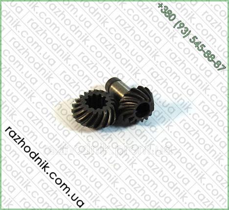 Шестерня на бензокосу (9 шлицев), фото 2