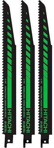 Набор полотен для лобзика JW20 Hikoki 750021
