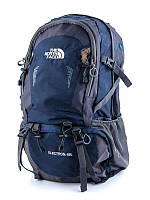 Рюкзак туристический The North Face 55л Синий 60*35см