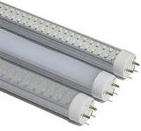 Светодиодная лампа T8 18W 4000K G13 1200мм L-1200-13 Делюкс