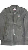 детское пальто, одежда для мальчиков 8-15 лет