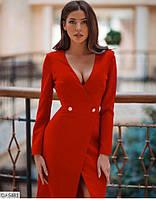 Женское платье DJ-5481 р:S,M,L,XL - 864