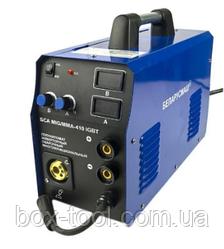 Сварка п/а Беларусмаш 410 инверторный 3 в 1 с двумя электронными табло