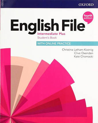 English File Fourth Edition Intermediate Plus Student's Book with Online Practice, фото 2