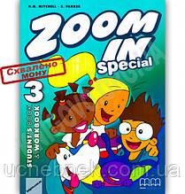 Підручник Англійська мова 3 клас Zoom in Special 3 Mitchell H.Q. MM Publications