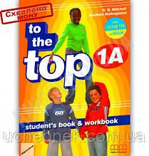Підручник Англійська мова 5 клас To the Top 1A Mitchell H.Q. MM Publications
