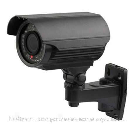 Наружная антивандальная ИК цветная камера  LUX 405 SFP Разрешение 1000 твл