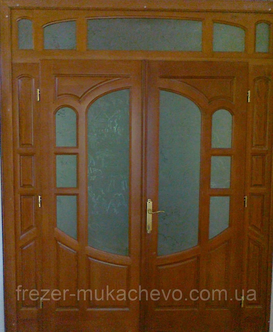 Двері міжкімнатні  з масиву, серія  Відень