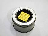 Неокуб квадратний Neocube 216 кубиків 5мм в металевому боксі (Золотий), фото 3