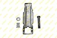 Ремкомплект прижимной скобы тормозной колодки K0036