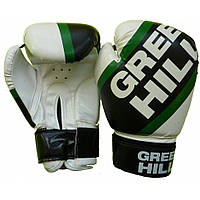Перчатки боксерские Green Hill Passion, Белый, 10 oz