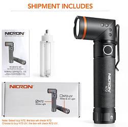 Фонарь Nicron N72 Магнит 5Вт 300 Lm IP54 (Оригинал) фонарик
