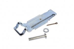 Рем.комплект прижимной скобы тормозной колодки K0129
