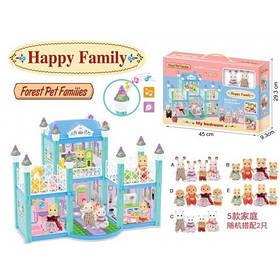 Игровой домик Happy Family Флоксовые Животные