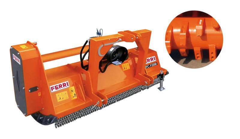 Мульчер на трактор TFC/F FERRI (Италия), фото 2