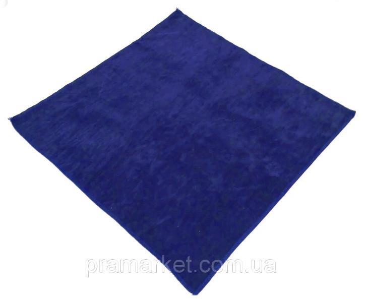 Коврик, скатерть для гаданий, светло синий ( 75х75 )