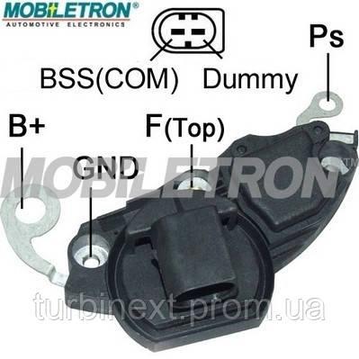Регулятор напруги генератора IB203 CN MOBILETRON VRB5204