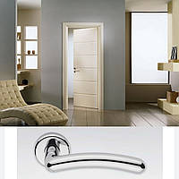 Дверная ручка для входной и межкомнатной двери Colombo, модель  Sirio CD11. Италия