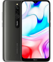 "Смартфон Xiaomi Redmi 8 Black 3/32Gb, 12+2/8Мп, 8 ядер, 2sim, экран 6.22"" IPS, 5000mAh, Snapdragon 439, 4G"