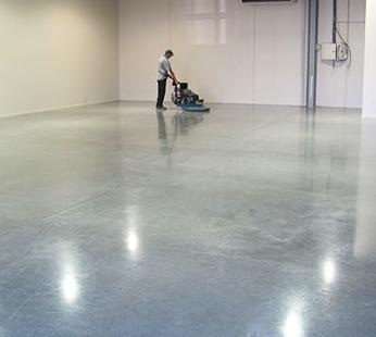 Послуги знепилення бетонних підлог