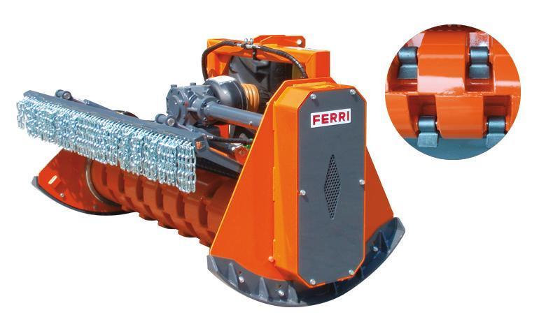 Мульчер на трактор TFC/R FERRI (Италия)