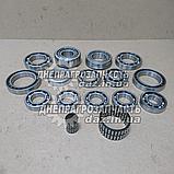 Комплект підшипників КПП МТЗ (повний набір), фото 2