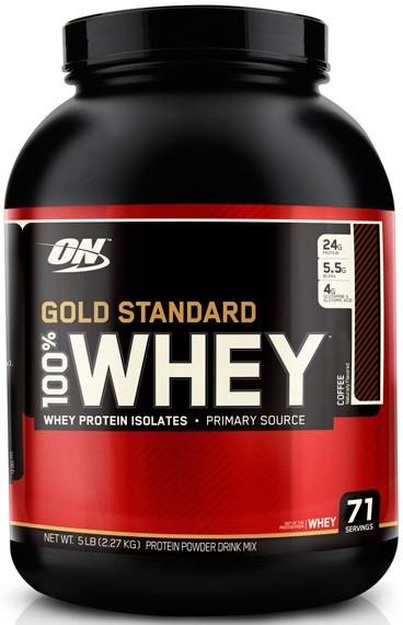 Сывороточный протеин Optimum Nutrition - 100% Whey Gold Standard (2100 грамм) США ***