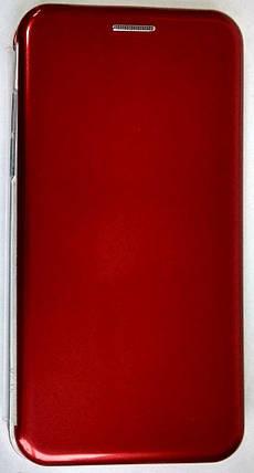 Чехол-книжка '' Classy & Level '' Meizu 15 красный, фото 2