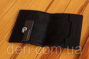 Обложка для паспорта, черный, фото 2