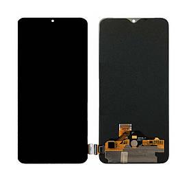 Дисплей для OnePlus 7 | (1+7) с сенсорным стеклом (Черный) OLED