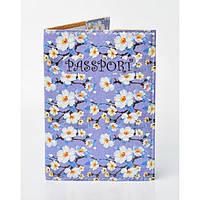 Обложка на паспорт Цвет весны, фото 1