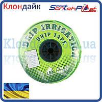 Лента для капельного полива эмиттерная L&N Drip Tape 15-1,4L 8 mil 1000 метров (SantehPlast)