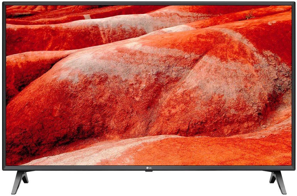 Ultra HD телевізор LG з технологією 4K активний HDR 50 дюймів 50UM7500 + пульт MAGIC