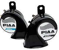 Сигналы автомобильные PIAA Bass horn HO-9 330 / 400Hz (комплект 2шт) Япония