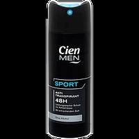 Дезодорант для тела  Cien Sport  200 мл