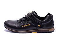 Мужские кожаные кроссовки Columbia New (реплика), фото 1