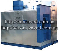 Паровой котел в водогрейном режиме Е-1.6-0.9 ГМН  (мазут, дизель, печное топливо)