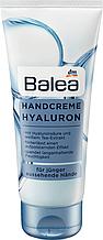 Крем для рук Balea Handcreme Hyaluron mit Weißem Tee-Extrakt, 100 ml
